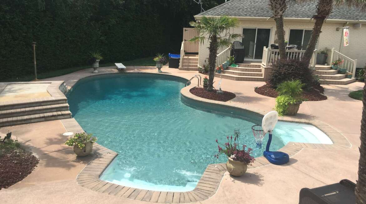 MORE POOL SERVICES